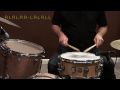 Paradiddle Workout